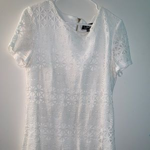 Dresses & Skirts - Lulus white dress